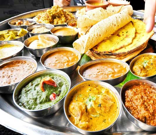 popular indian dishes on uber eats