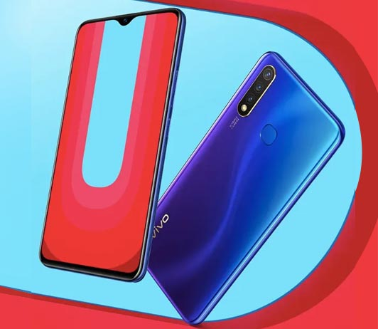 Vivo U20 on Amazon mobiles