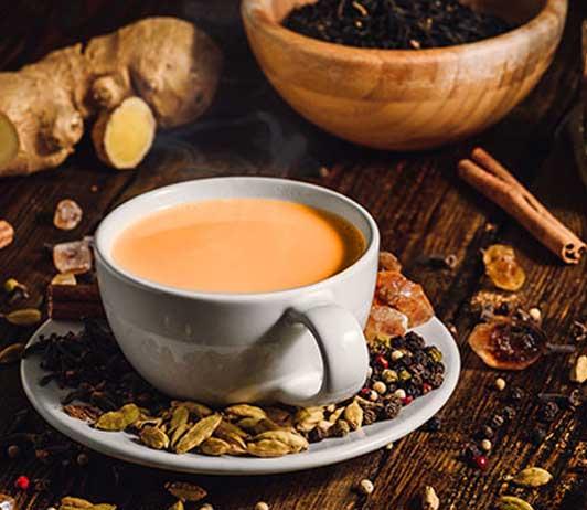 masala chai on swiggy