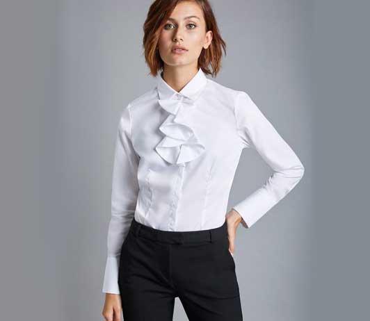 women's formal shirts on ajio
