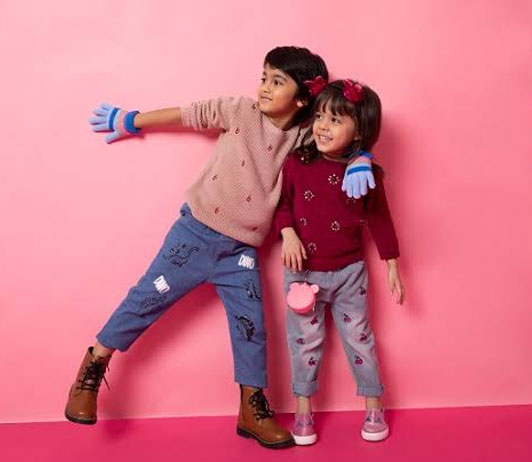 Winterbloom collection for kids