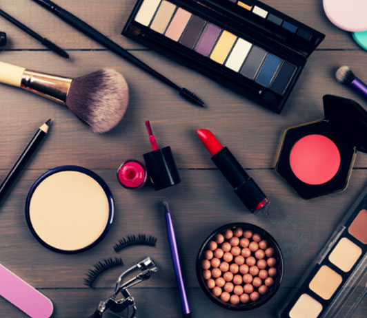 Club Factory makeup accessories