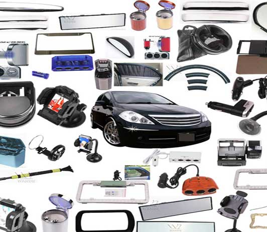 Mobile Holders, Car Chargers and Other Accessories on Amazon