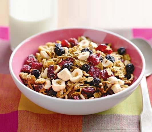 healthy breakfast cereal on amazon pantry