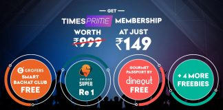 Times Prime Membership Benefits and Savings