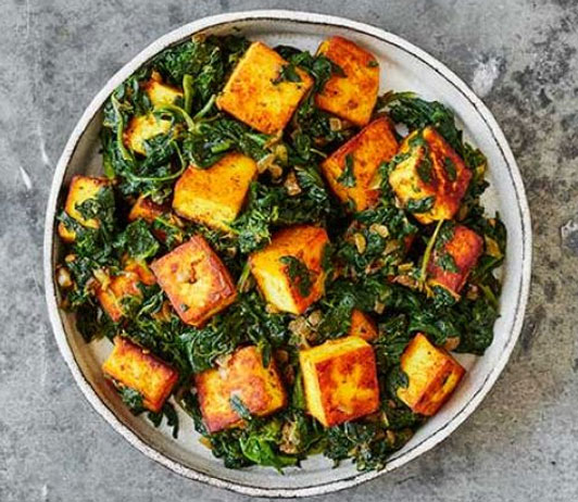paneer dishes on uber eats