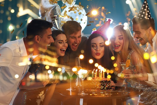 best places on swiggy to celebrate birthdays