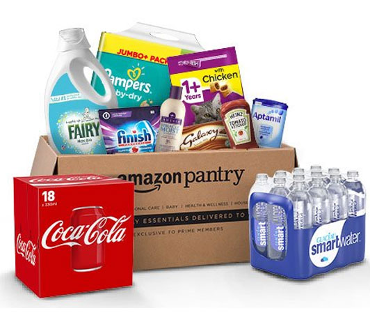 Grocery Shopping Made Fun and Easy on Amazon Pantry
