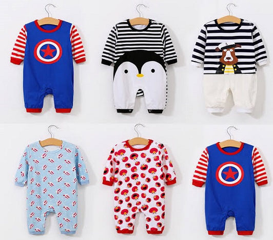 baby rompers for kids on myntra