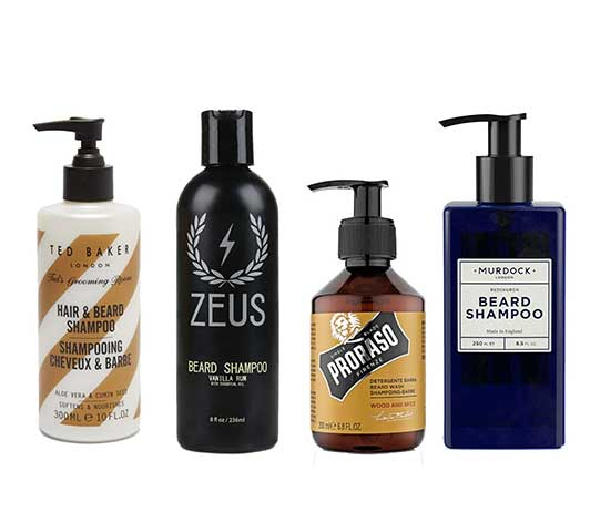 beard shampoos on flipkart