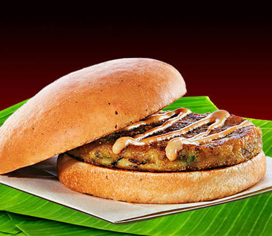 Dosa Masala Burger: The Best of Both Worlds?