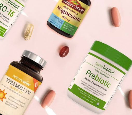Everyday Health Supplements You Can Buy from Amazon