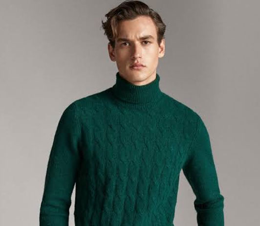 Turtle neck sweaters on Amazon