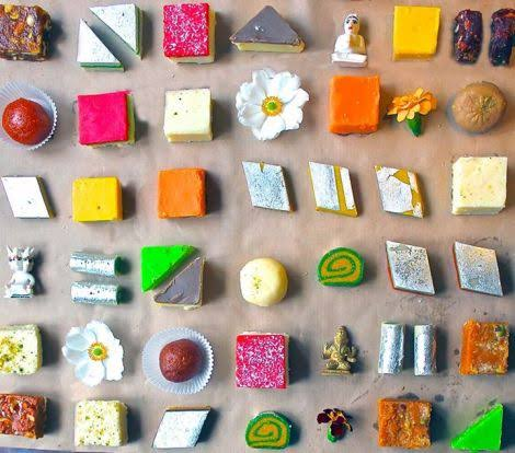 indian sweets apart from son paapdi