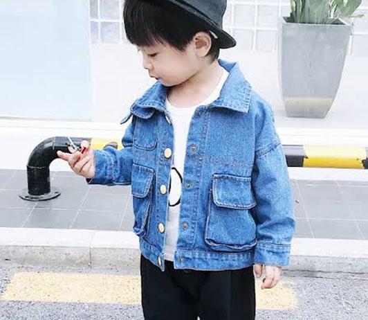 Oozing Style From A Very Young Age with Indigo Rebels