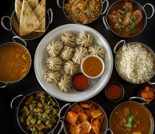 popular nepali food on zomato