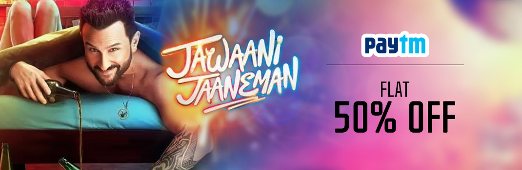 Jawaani Janeman paytm