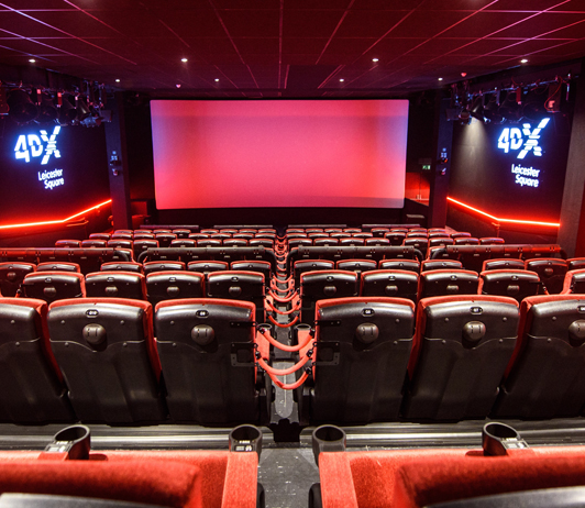 4dx theatres in Delhi NCR on BMS
