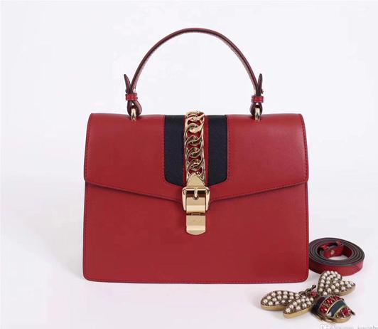 Leather bags on Amazon Fashion