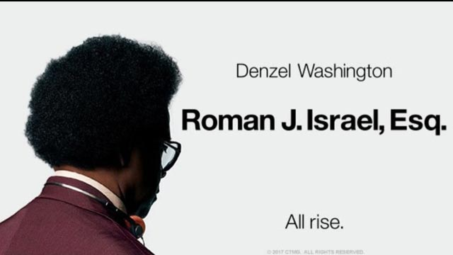 Roman J Israel Denzel washington