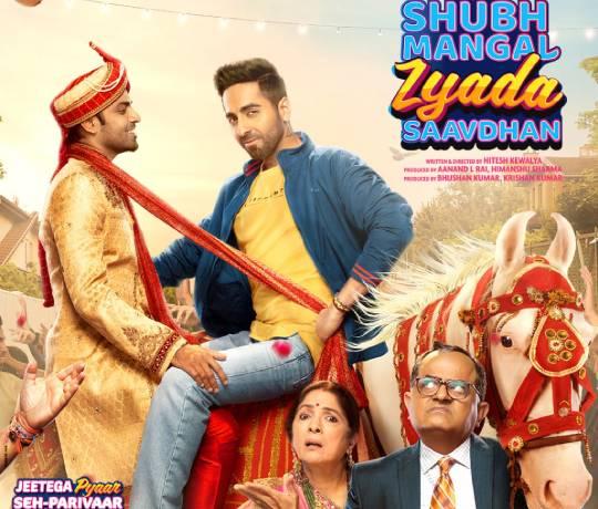 Shubh Mangal Zyada Saavdhaan Movie