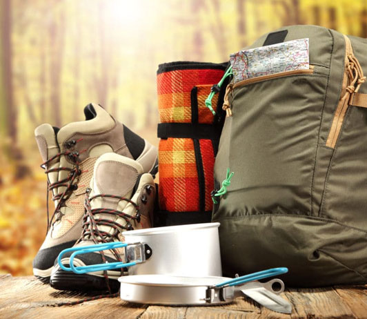 camping gear on club factory