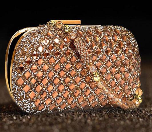 Designer Ethnic bags on Amazon fashion