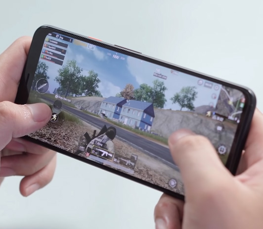Gaming smartphones on Amazon Mobiles