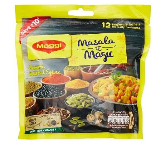 Maggie masala on Amazon pantry