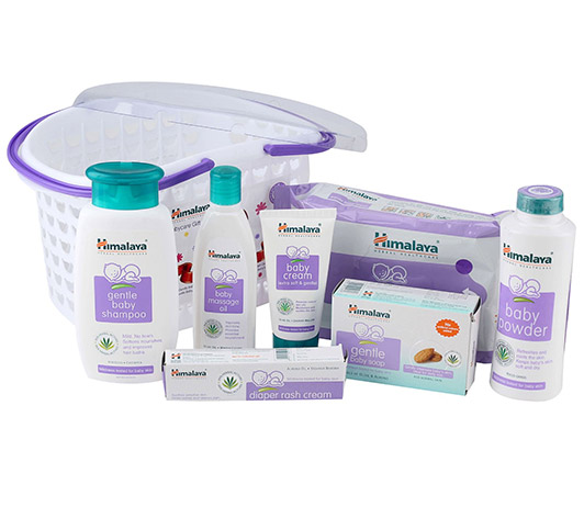 baby care products on amazon pantry