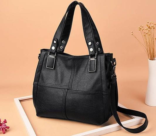 black shoulder bags on amazon