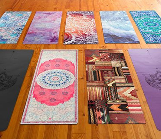 yoga mats on clubfactory