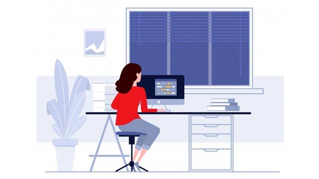 Create A Work Desk At Home