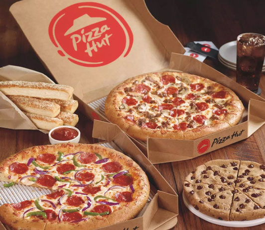 Fullfill Your Midnight Cravings With Pizza Hut