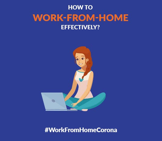 How to WorkFromHome effectively