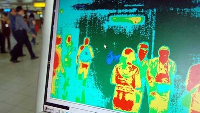 Thermal Scanners are effective in detecting people with Coronavirus