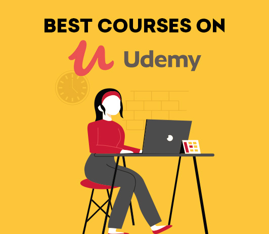 Top Courses on Udemy