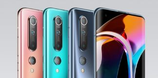 Xiaomi Mi mobile phone
