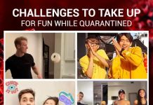 Top 5 Fun Challenges By Celebs To Follow During Quarantine Times