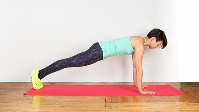 Forearm-Plank
