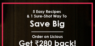 5 Easy Recipes & 1 Sure-Shot Way To Save Big