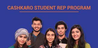 CashKaro Student Rep Program