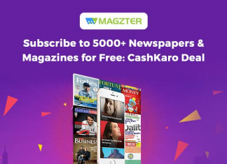 Subscribe to 5000+ Newspapers & Magazines for Free