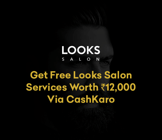 Get Free Looks Salon Services Worth Rs 12,000
