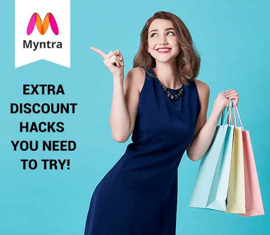 Secret Hacks To Get Extra Discounts & Cashback on Myntra