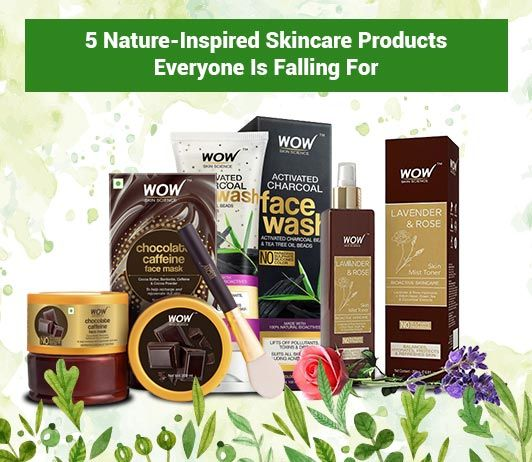 5 Nature-Inspired Skincare Products Everyone Is Falling For