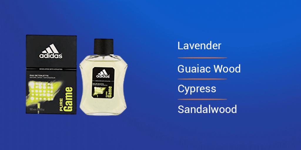 Adidas perfume for men