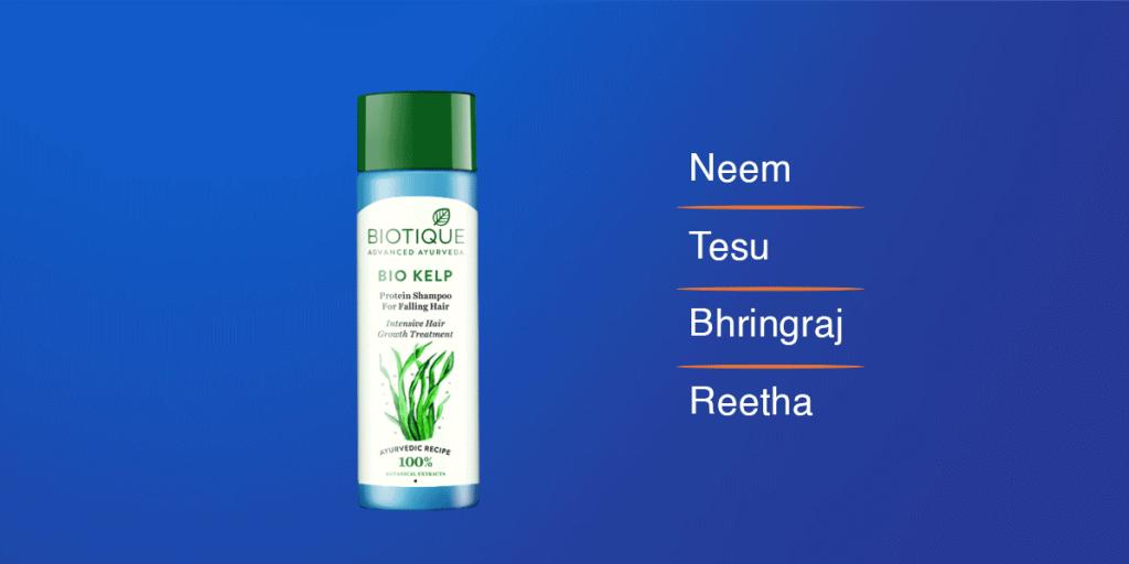 Biotique Bio Kelp Fresh Growth Shampoo