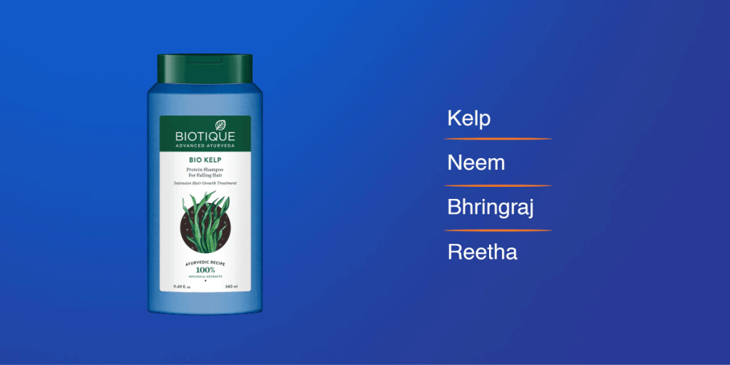 Biotique Herbals Shampoo
