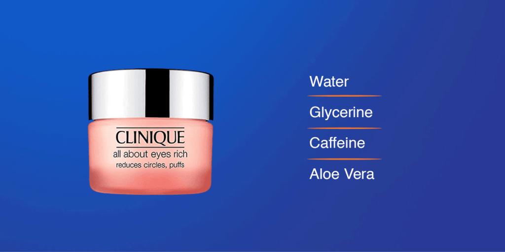 Clinique under eye cream